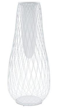 Planter Heaven h 102 cm White Emu Jean-Marie Massaud 1