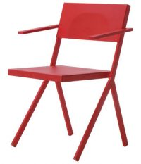 My Red Armchair Emu Jean Nouvel 1