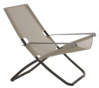 Chaise longue Snooze Bronze Emu Alfredo Chiaramonte | Marco Marin 1