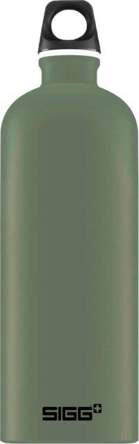 Travellerflasche 0,6 L Green Sigg 1