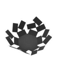 シロッコセンターピースルームブラックALESSIマリオトリマルキ1をゴミ箱