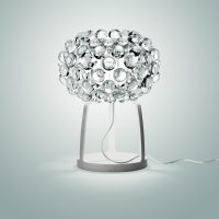 Caboche TL Transparente Tischlampe Foscarini Patricia Urquiola | Eliana Gerotto 1