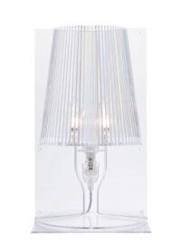 Lampe de table transparente Kartell Ferruccio Laviani 1 Take