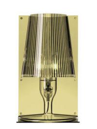 Lampe de table Take Vert kaki Kartell Ferruccio Laviani 1
