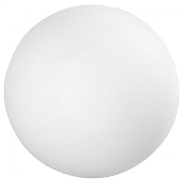 Φωτιστικό δαπέδου Ω! Λευκή εξωτερική λάμπα XXL Linea Light Group Centro Design LLG