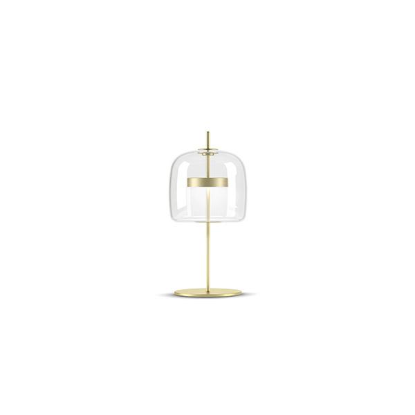 Jube TL S Candeeiro de mesa LED de cristal Vistosi Favaretto & Partners 1