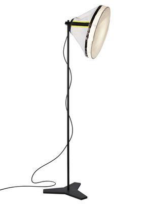 Stehlampe Drumbox Weiß | Gelb fluo Diesel with Foscarini Diesel Creative Team 1