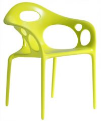 cadeira Supernatural Moroso Ross Lovegrove Verde 1