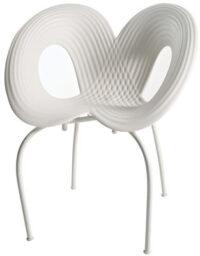 White Ripple Chair Moroso Ron Arad 1