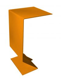 Café Mark Orange Table Moroso Marc Thorpe 1