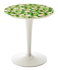 Τελικό τραπέζι Συμβουλή Top Double Double - White | Ninfea Kartell Philippe Starck | Eugeni Quitllet 1
