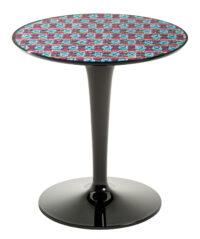 Πλευρικό τραπέζι Tip Top La Double J - Black | Pic-Nic Kartell Philippe Starck | Eugeni Quitllet 1