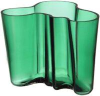 Alvar Aalto Vase - H 160 mm Iittala Grün Alvar Aalto 1