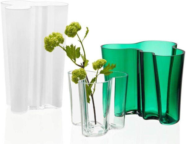 Alvar Aalto Vase - H 160 mm Lila Iittala Alvar Aalto 2