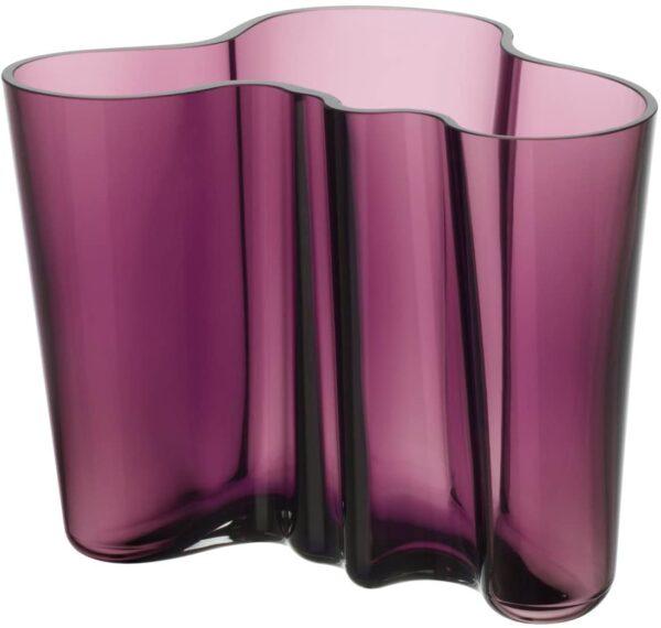 Alvar Aalto Vase - H 160 mm Lila Iittala Alvar Aalto 1