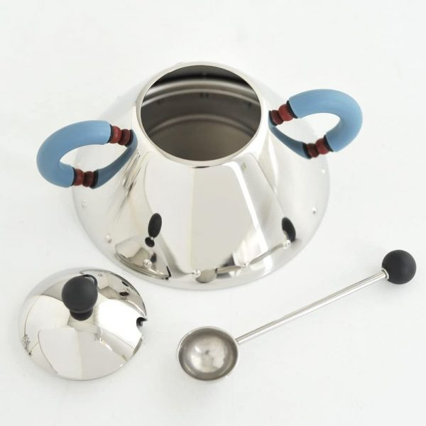 Sugar 9097 polished stainless Alessi Michael Graves 2