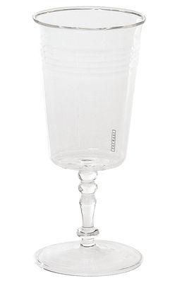Seletti Selab Transparent Daily Aesthetic Wine Glass   Alessandro Zambelli