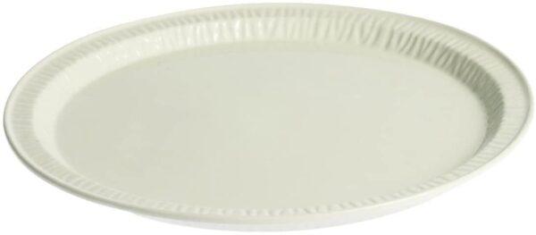 Daily aesthetic dinner plate - Ø 28 cm White Seletti Selab | Alessandro Zambelli