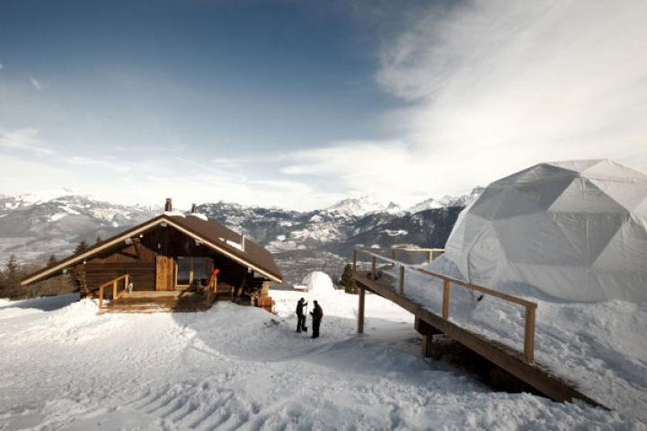 Whitepod-αλπικό χιονοδρομικό κέντρο-10