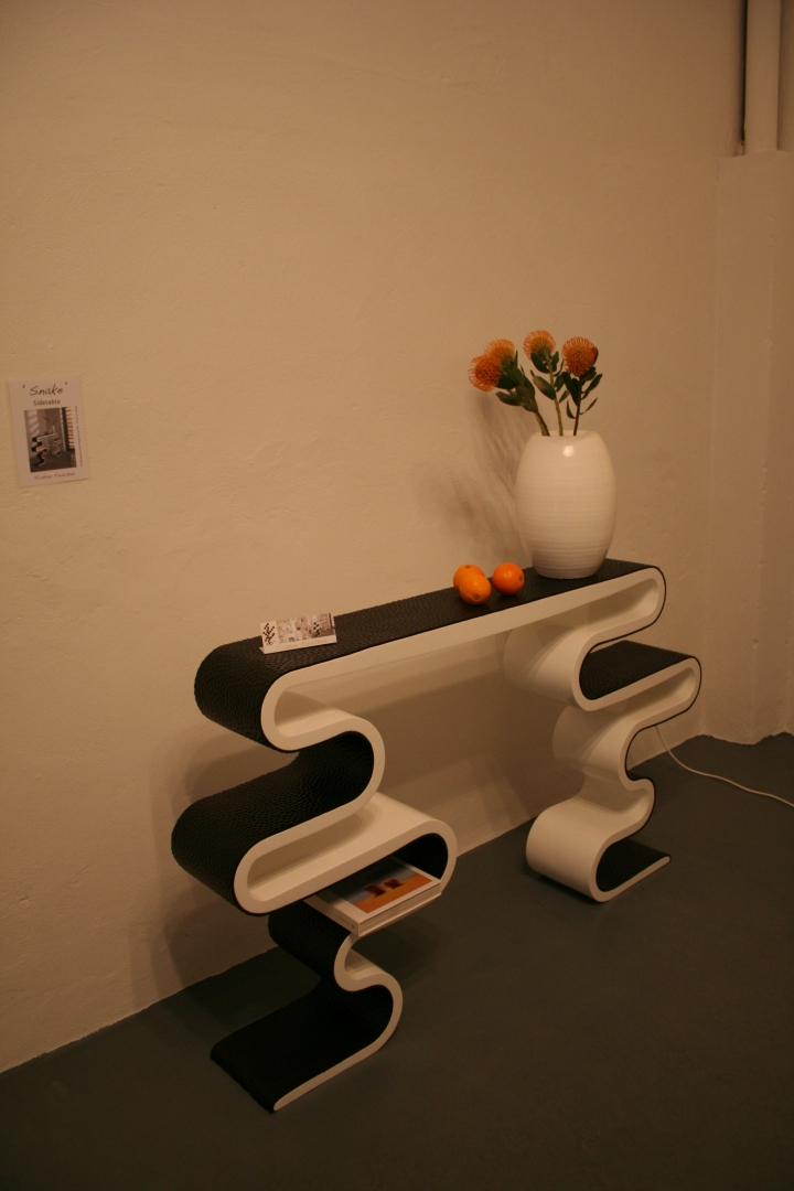 Tristan Frencken, Μιλάνο Εβδομάδα Σχεδιασμού 2011 Tortona