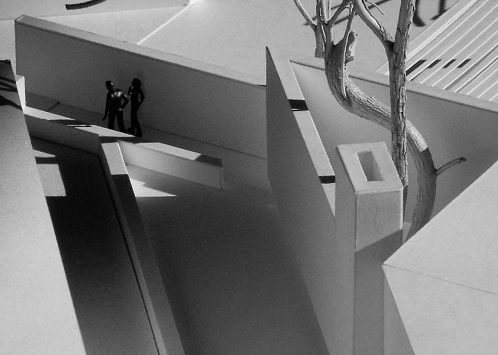 l'architecture Matassoni MAISON TI 2