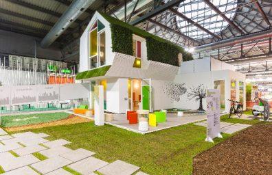 πράσινο clei σχεδιασμό σπιτικό expo 1