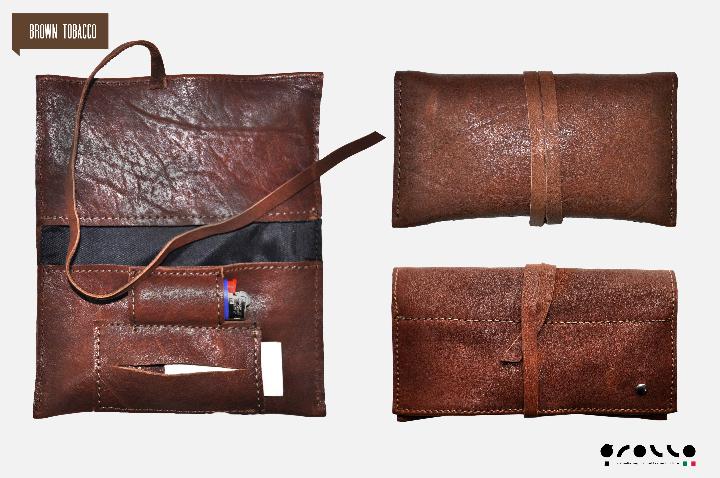 brown tobacc pocket avant