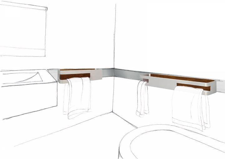 アクセサリーデザイン浴室アプリDesign3