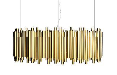 brubeck dining sculptural hanging lamp