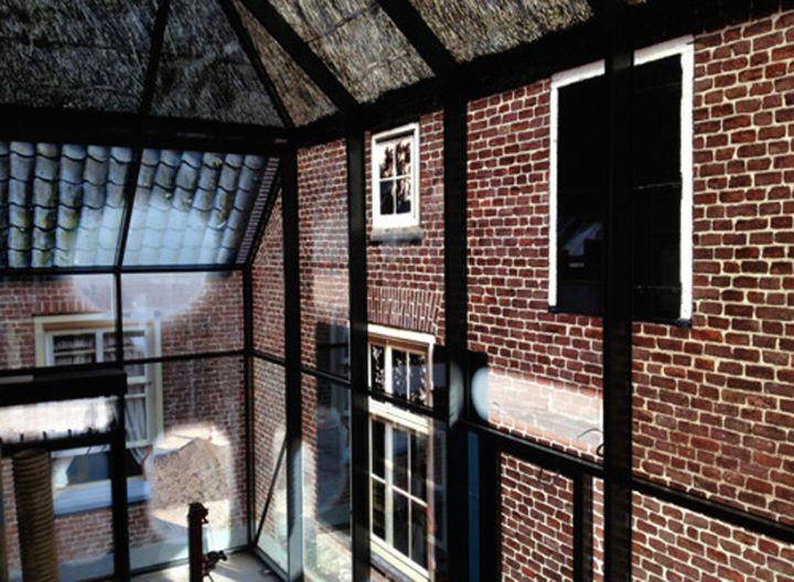mvrdv Glas Bauernhof in den Niederlanden 08