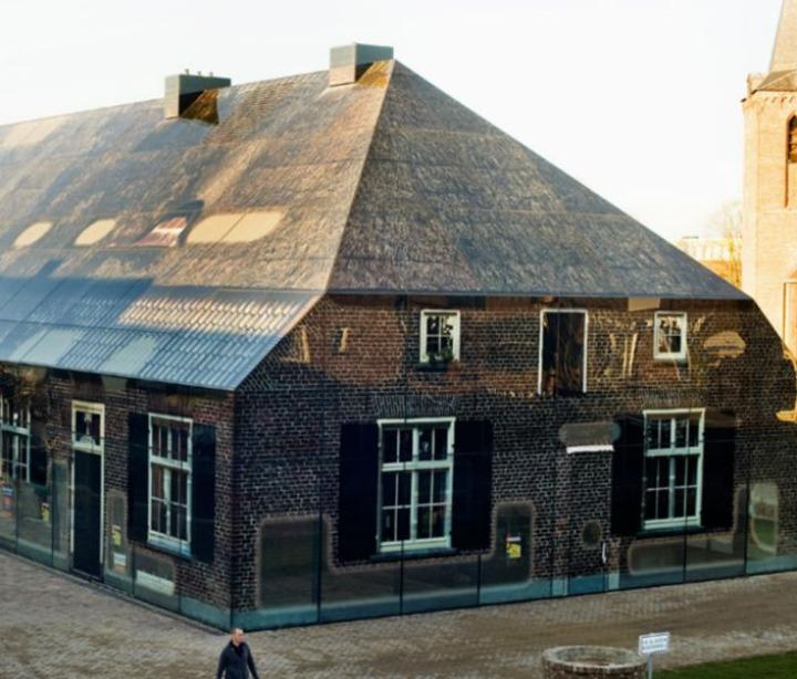 mvrdv Glas Bauernhof in den Niederlanden 10