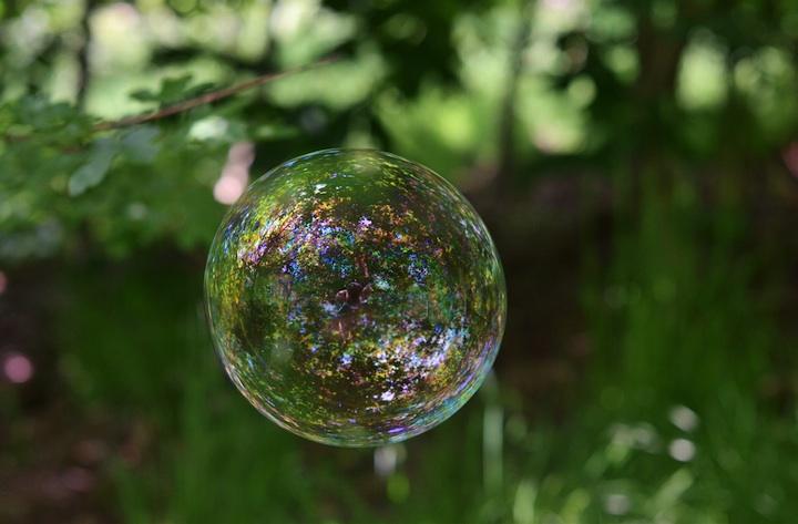 Richard Heeksl magiques Réflexions sur Soap Bubbles-07