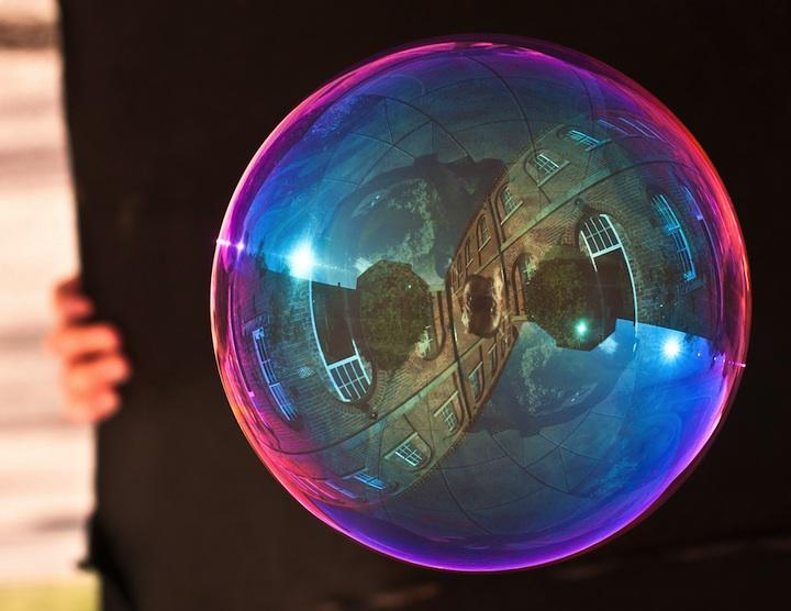 Richard Heeksl magiques Réflexions sur Soap Bubbles-08