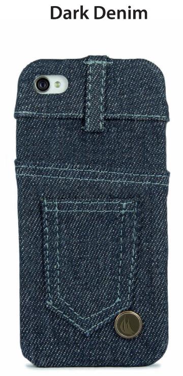 Denim Jeans couverture foncé