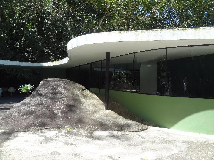 Casa das Canoas Oscar Niemeyers