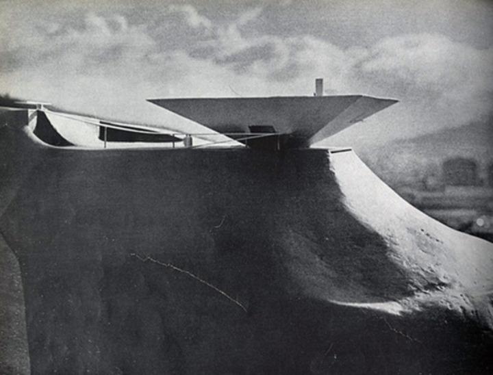 Museum of Modern Art von Caracas oscar nieneyer