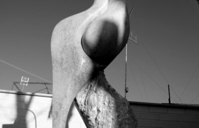 1Donna Γυναίκα Τρανή cm Stone 250x60x60 από Emanuele Rubini 5