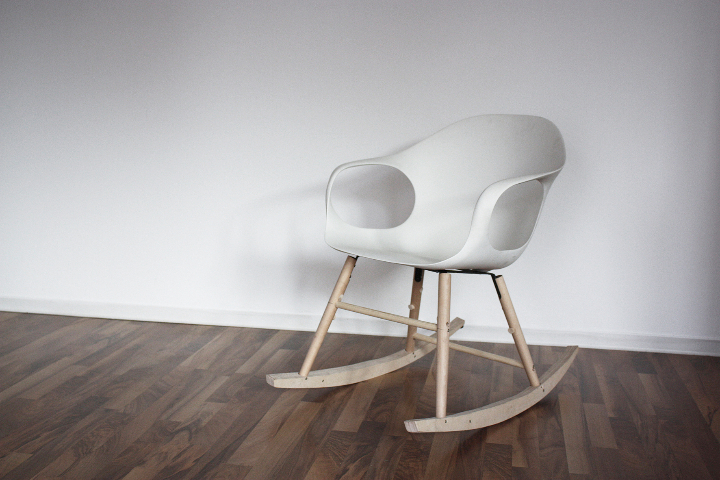 Kristalia Elephant Rocking Chair 1925