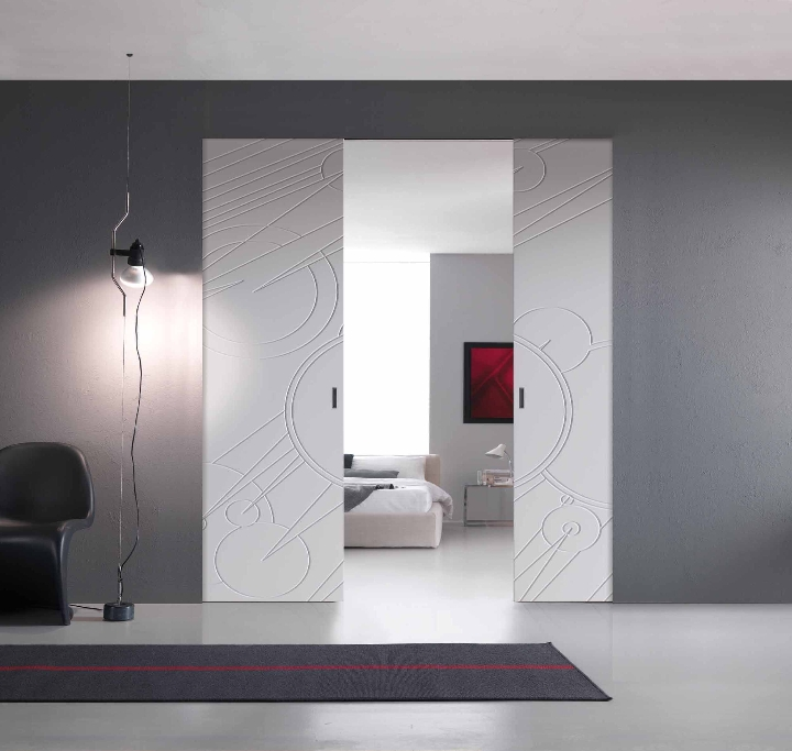 スライディング内壁Walldoor 4