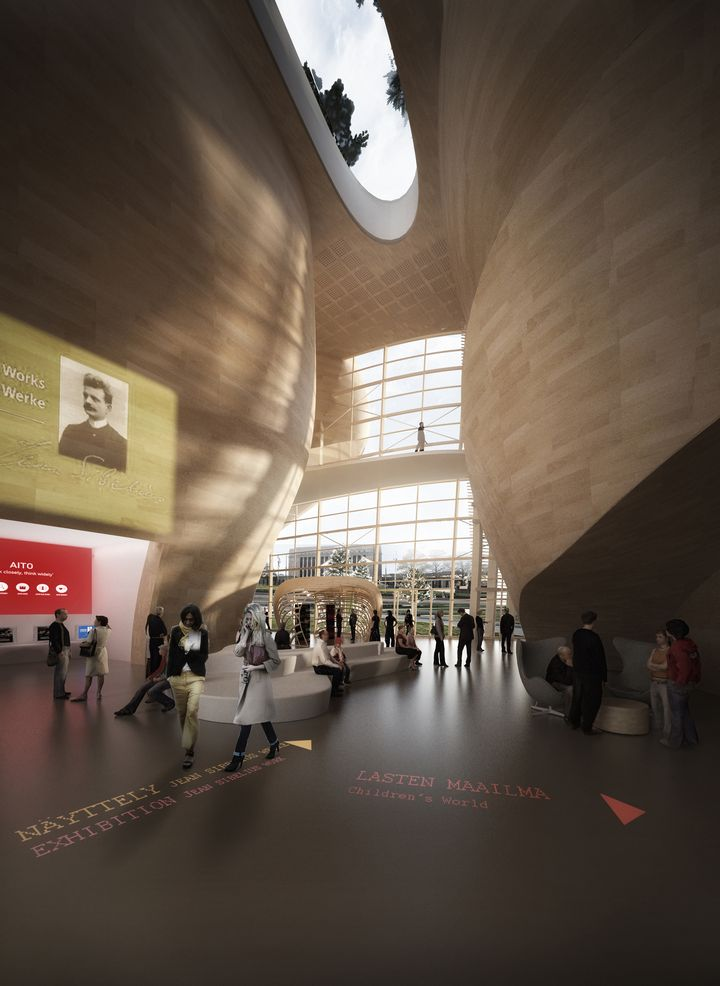 Djuric Tardio Architectes Helsinki Central Library 03