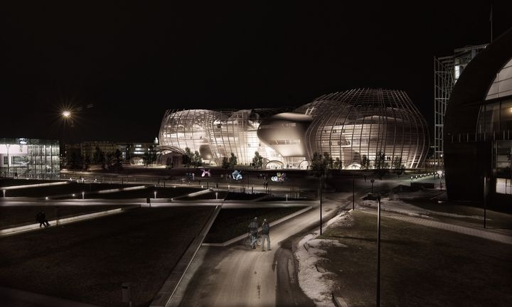 Djuric Tardio Architectes Helsinki Central Library 07