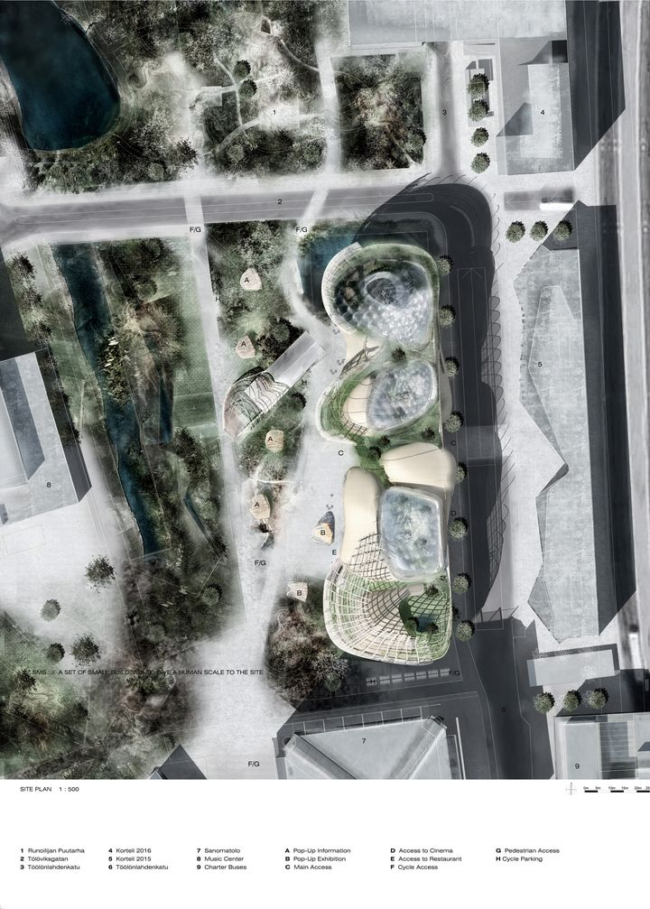 Djuric Tardio Architectes Helsinki Central Library 18