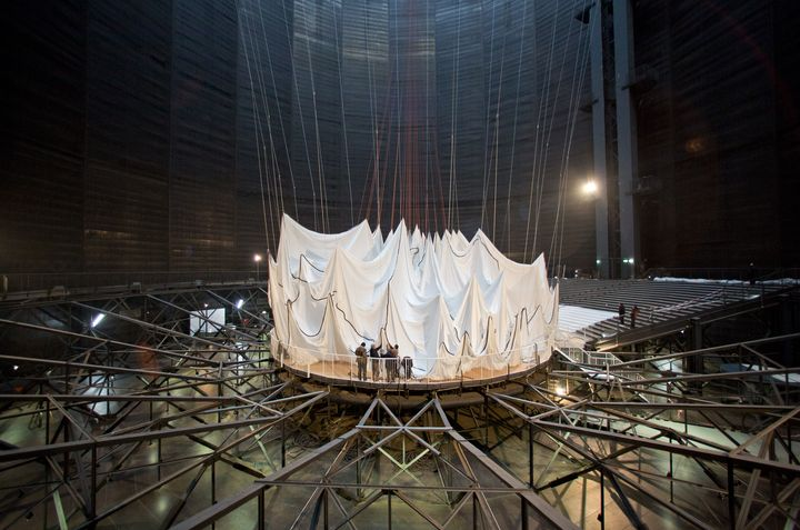big air christo jeanne-claude package 007