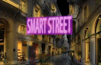 ακίδα του δρόμου εικόνα έξυπνη