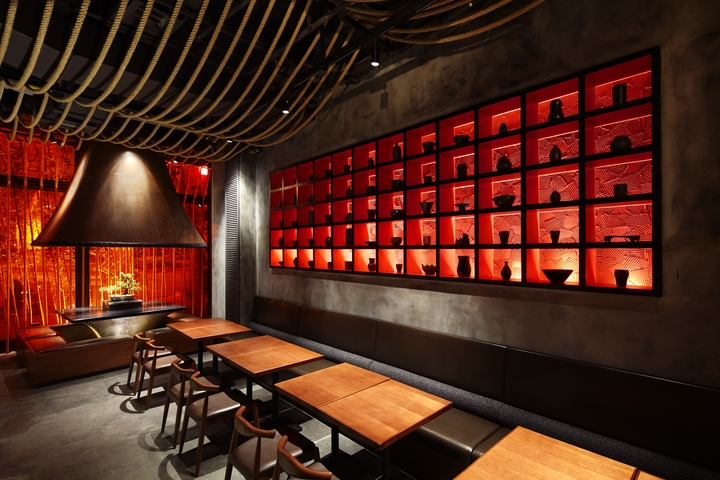 プリズムデザインKEMURI上海レストラン-10