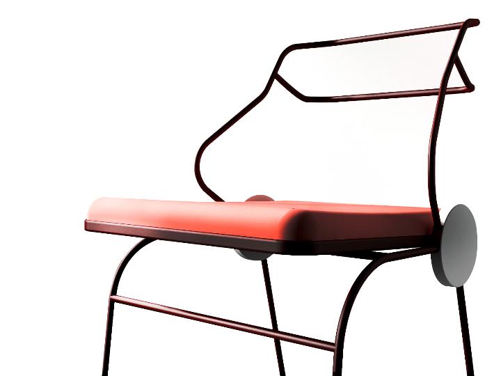 Dongsung Jung Antler cadeira 05