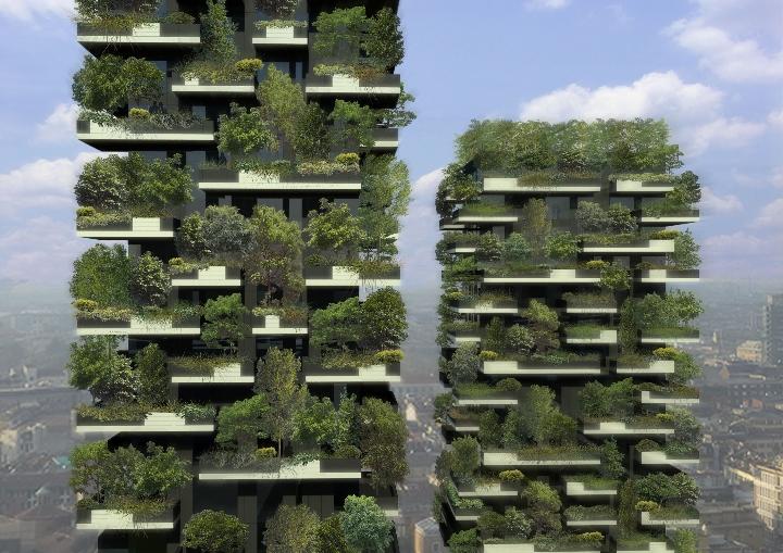 Geberit για τους κάθετους Δάσος 1-Σχέδιο στούντιο Boeri