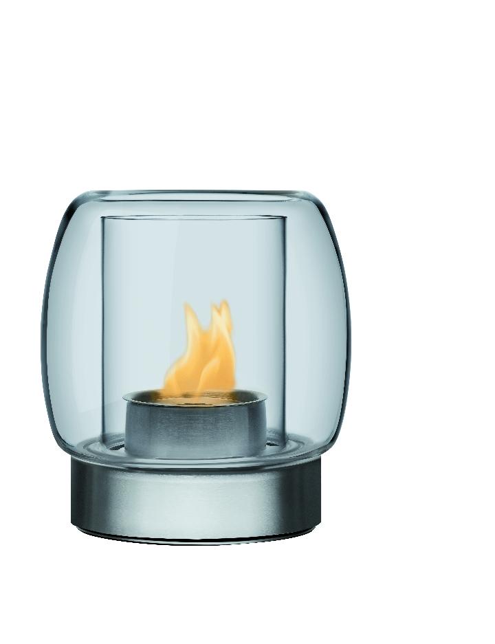 Kaasa fireplace 255mm light gray 2 JPG