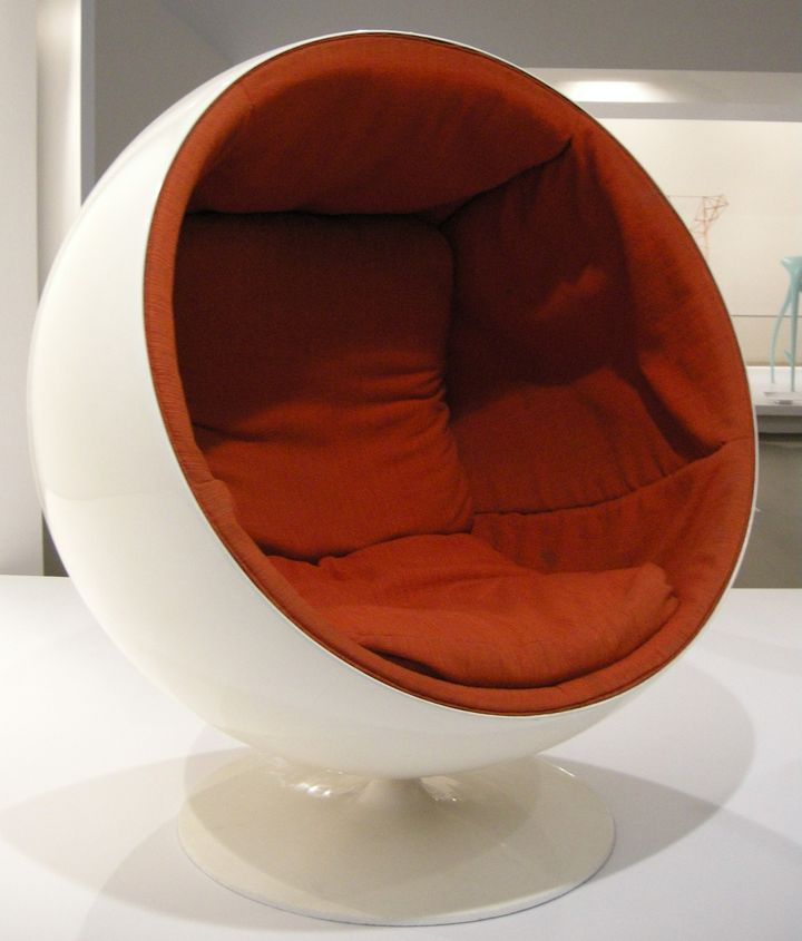 Eero Aarnio Ball, chaise à billes