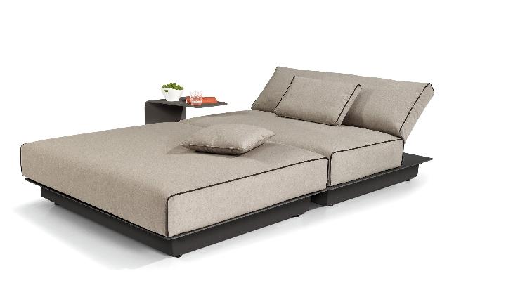 Manutti - AIR divani tavolino amb 8